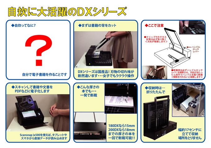 パーソナル断裁機活用術02